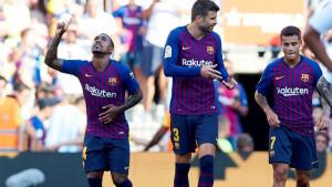 Barcelona se poigrala s Bocom Juniors