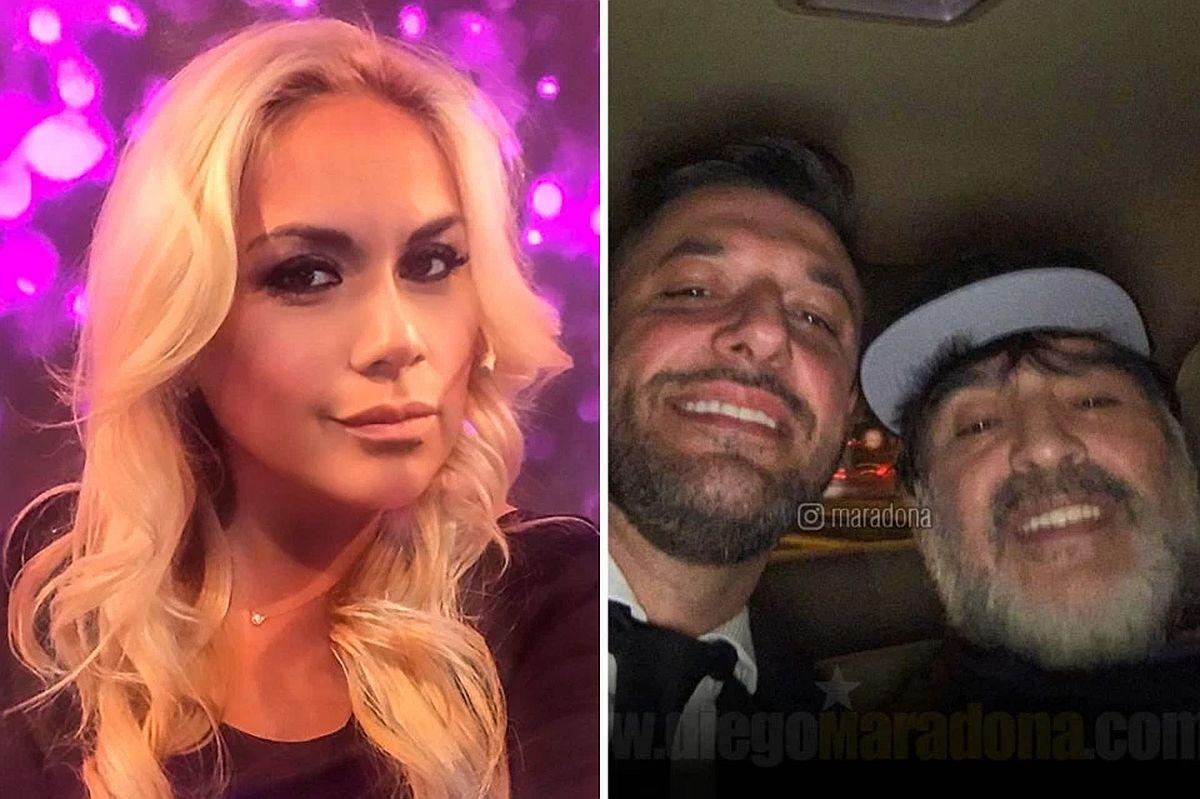 Neugodnost na aerodromu: Maradona priveden zbog tužbe bivše djevojke