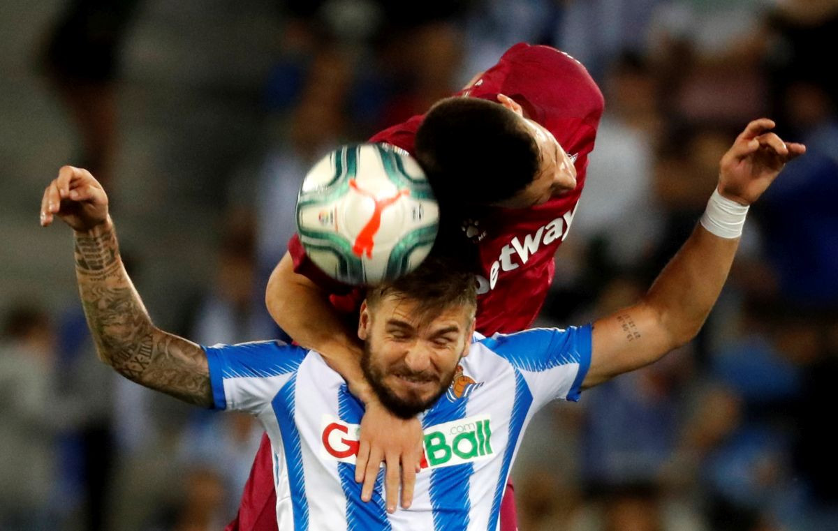 Real Sociedad s pola snage do pobjede protiv Alavesa