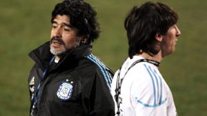 """""""Diego je imao strast i ljubav prema fudbalu, Cristiano ima malo toga, Messi nimalo"""""""