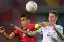Mlada reprezentacija Srbije upisala poraz protiv Irske