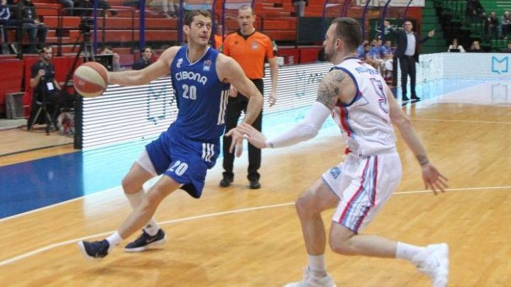 Cibona razbila Zadar
