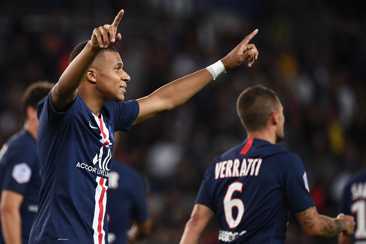PSG je tek započeo utakmicu, ali Mbappe već slavi novi rekord