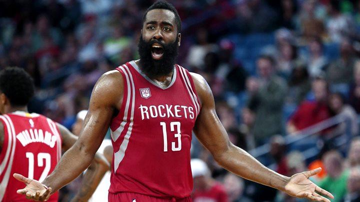 Houstonu nedovoljan triple-double Hardena