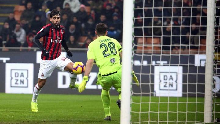 AC Milan razbio Cagliari