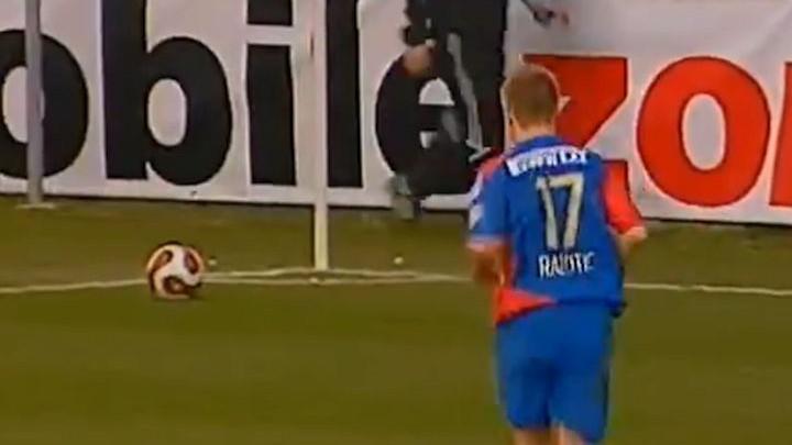 Rakitić se prisjetio jednog od najlukavijih kornera ikad, a u centru pažnje su on i Petrić
