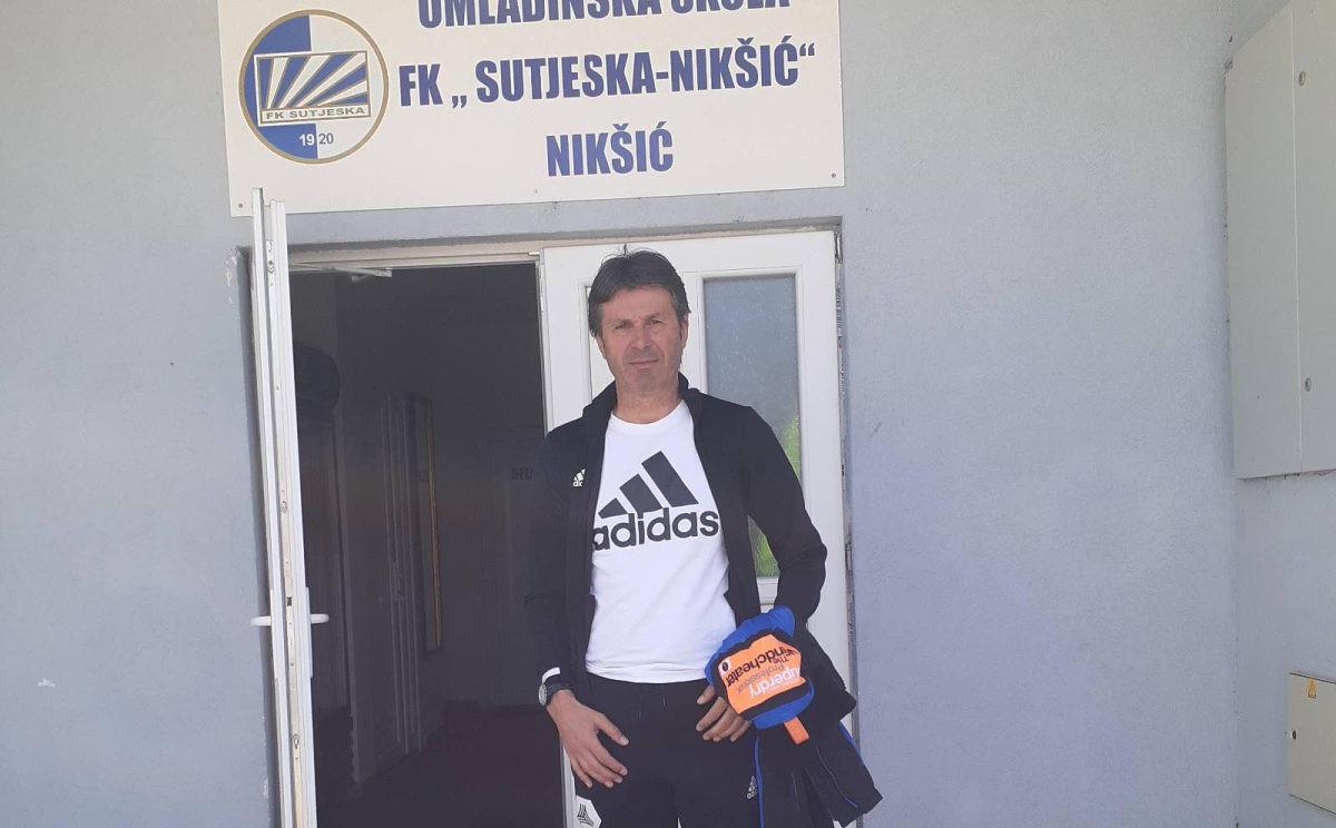 Momo Stanić završio stažiranje za Pro licencu
