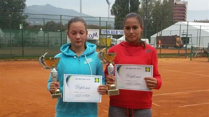 Najbolji bh. juniori i juniorke takmičili se u Zenici