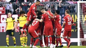 Potukle se zvijezde Bayerna!