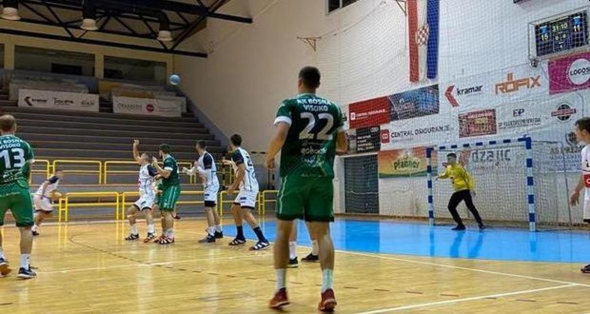 RK Bosna Visoko i MRK Sloga Gornji Vakuf upisali ubjedljive poraze