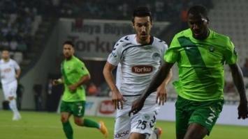 Bajiću dvadesetak minuta u pobjedi Konyaspora
