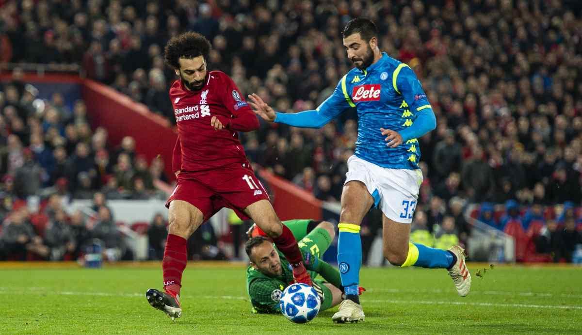 Raul Albiol napustio Napoli i vratio se u Španiju