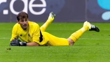 Casillas se nije proslavio na debiju za Porto