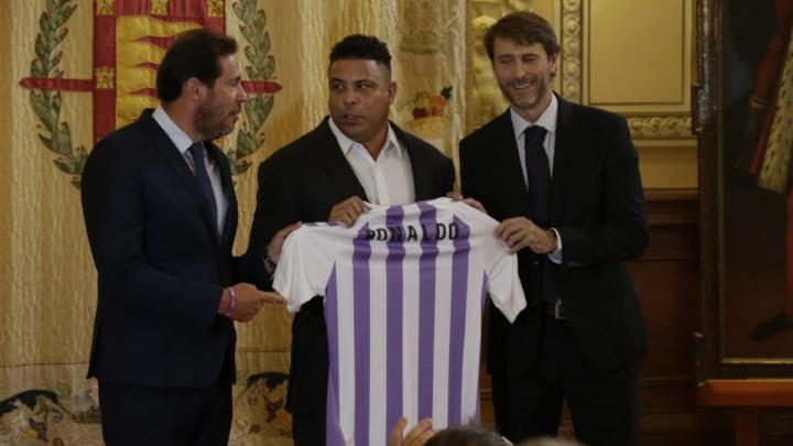 Ronaldo danas postao vlasnik Valladolida
