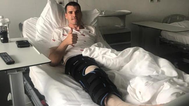 Miletić u Zagrebu podvrgnut operativnom zahvatu: Vratit ću se još bolji i jači