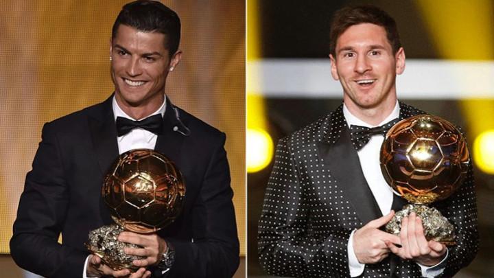 Cristiano Ronaldo: Najbolji sam u historiji, trebao sam dobiti bar jednu nagradu više od Messija
