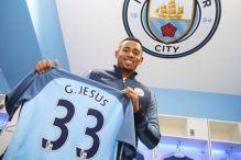Službeno: Gabriel Jesus potpisao za City