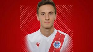 Gabrijel Čoko potpisao profesionalni ugovor s HŠK Zrinjski