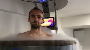 Amel Tuka na 'posebnom' oporavku: Temperatura sve govori...