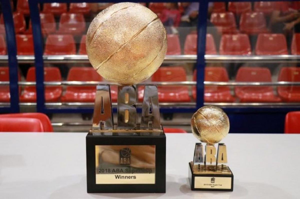 Superkup ABA lige: Poznati parovi četvrtfinala ovog takmičenja