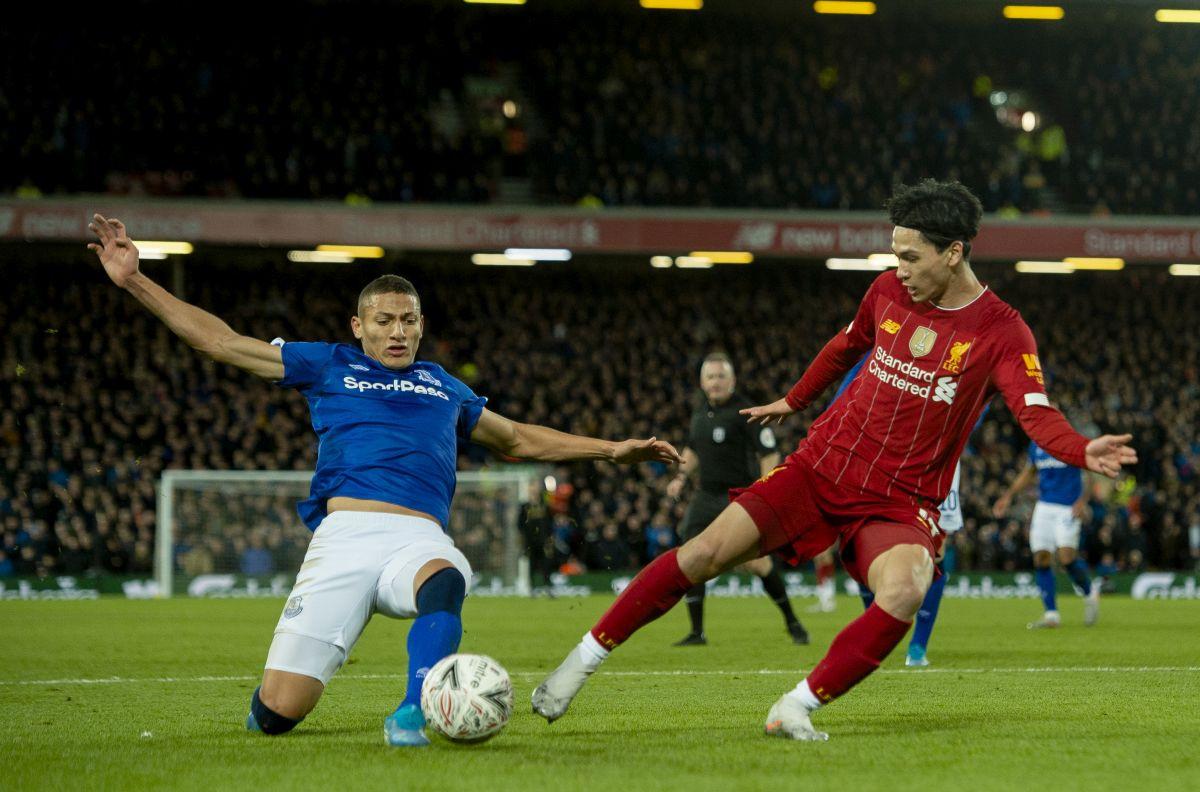 Barcelona poslala nevjerovatnu ponudu za Richarlisona, a Everton odmah reagovao
