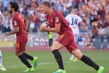 Džeko i Perotti odveli Romu u Ligu prvaka