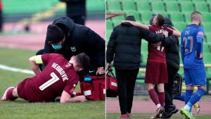 Varešanović i Salčin izgubljeni do kraja sezone, Hebibović propušta Široki