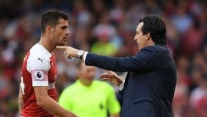 Emery priznao: Xhaka bi mogao zaigrati za Arsenal u subotu
