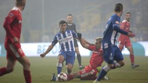 FK Željezničar: Silovit napad i loša odbrana dovoljni za drugo mjesto