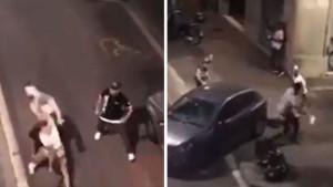 Bokser prebio dvojicu policajaca u civilu, a onda je stiglo pojačanje