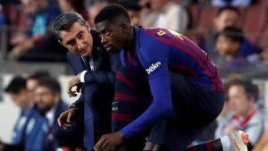 U Barceloni se lakše diše: Dembele se vraća za dvije sedmice