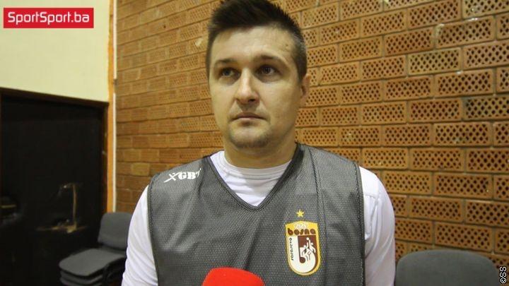 Vasiljević: Protiv Slobode želimo odigrati dobru utakmicu