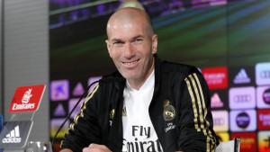 Zidane pred veliki derbi s Barcelonom: S igračima ću biti do smrti