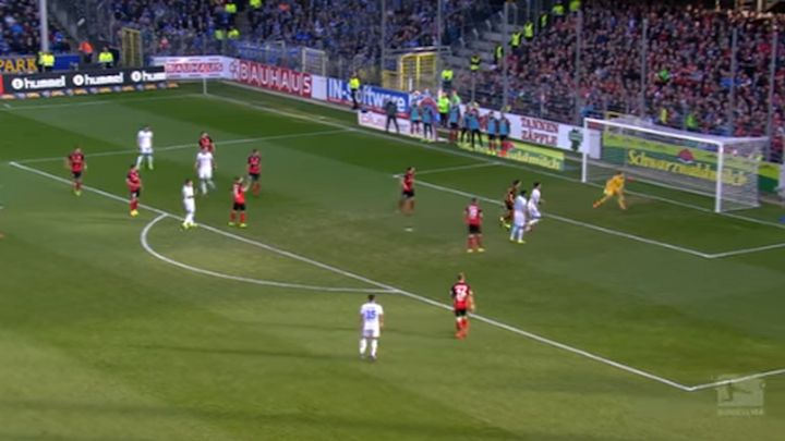 Kramarićev 'projektil' je gol kola u Bundesligi