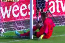 Postigli gol za 14 sekundi, a nisu ni dotakli loptu