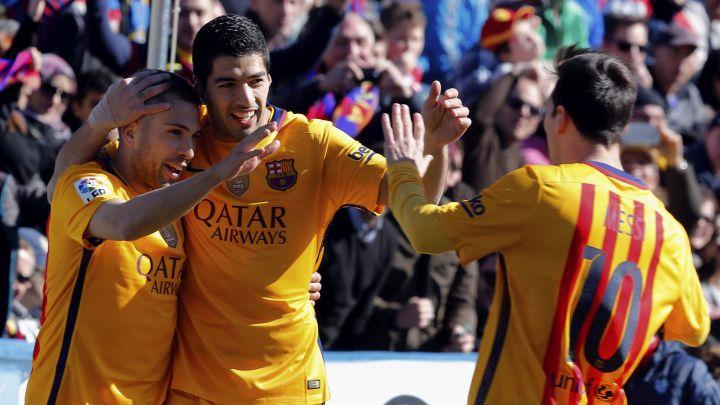 Barcelona uz dosta sreće savladala Levante