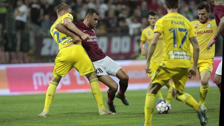 """Golovi u mreži BATE-a na Borisov Areni postali """"normalna stvar"""""""