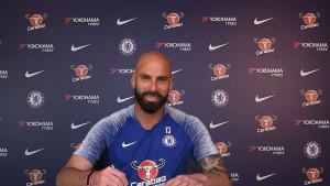 Nakon Girouda i Caballero potpisao produženje sa Chelseajem
