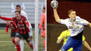Samo jedan čovjek je u istoj godini igrao za fudbalsku i rukometnu reprezentaciju svoje zemlje