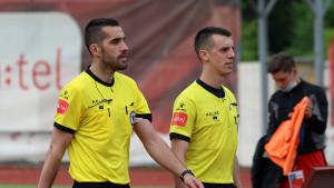 Gigović isključio igrača Slobode nakon deset minuta igre