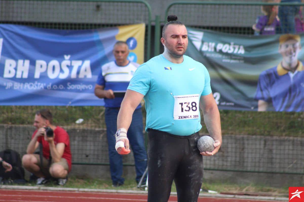 Kemal Mešić ispunio normu za Svjetsko prvenstvo