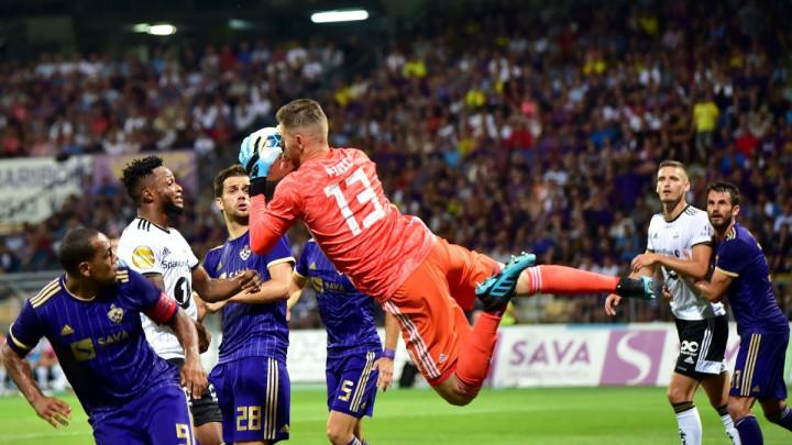 Maribor se obrukao u Sežani