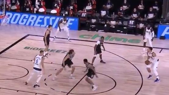 Dončić je igraču Kingsa ogadio košarku za dva života: Nesretni Joseph je izgubljeno lutao parketom