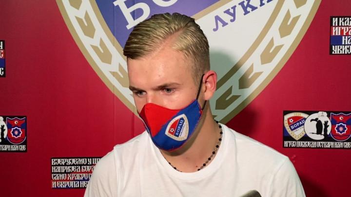 Danilović: Primili smo nesretan gol, a taj drugi neću ni da komentarišem