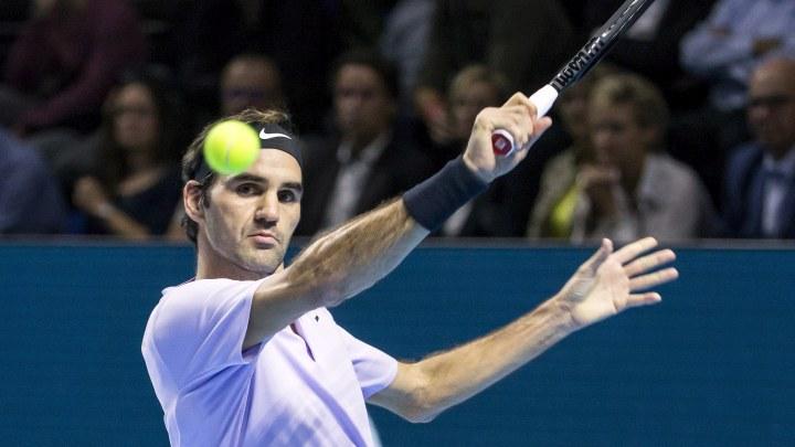 Federer bez problema riješio Goffina