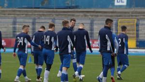 Plavi trenirali, Zec i Pavić i dalje van pogona
