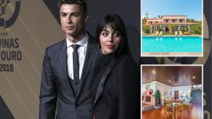 Cristiano Ronaldo promijenio lokaciju na Madeiri i iznajmio vilu koja ga košta 3.500 funti dnevno