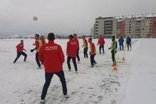 Trivunović zadao žestok tempo na prvom treningu