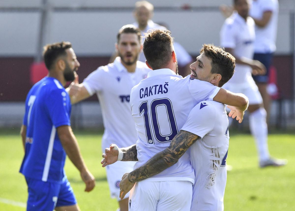 Hajduk slavio nakon dva mjeseca