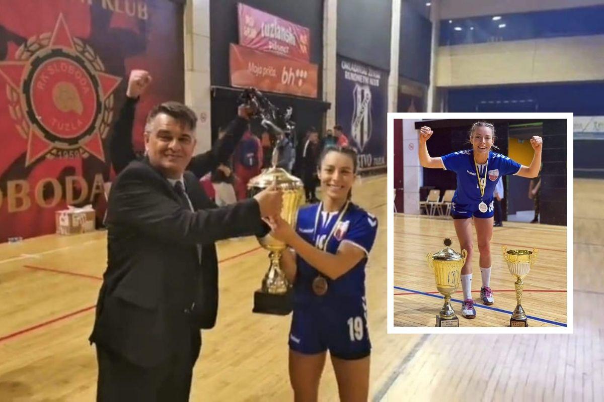 Dragana Pandurević: Čast je biti kapiten ekipe u kojoj vlada povjerenje i podrška
